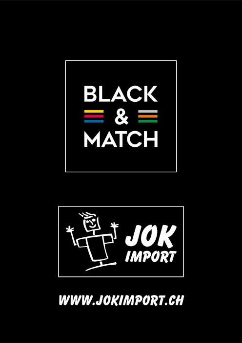 Catalolg Black & Match
