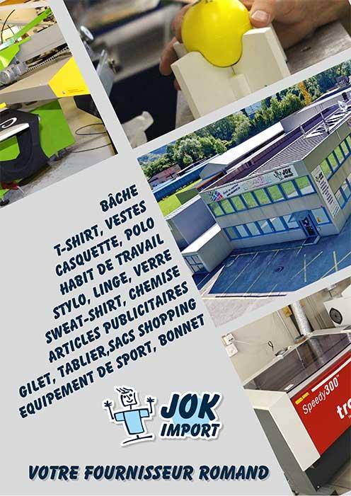 Catalogue présentation Jok